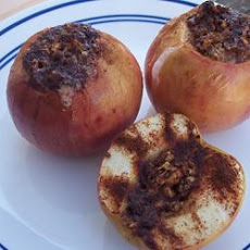 Orange-Pecan Baked Apples