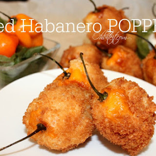 ~Fried Habanero Poppers!!
