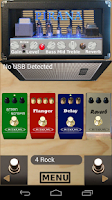 Screenshot of usbEffects (Guitar Effects)