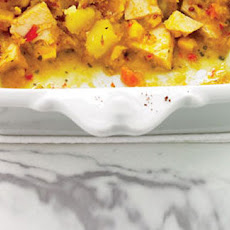 Succotash Turkey Bake
