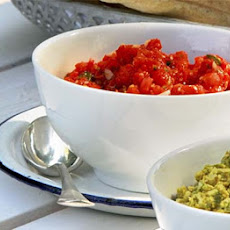 Red Pepper & Tomato Salsa