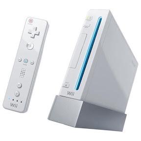 Nintendo Wii - jiná konzole