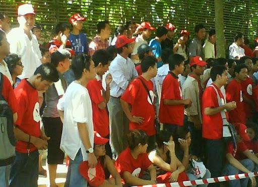 ">Burmese in Singapore voted ""NO"" to Burmese junta's sham referendum"