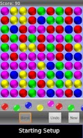 Screenshot of Bubble Burst Free