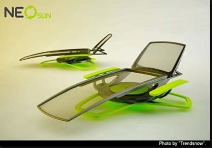 fauteuil 360 soleil