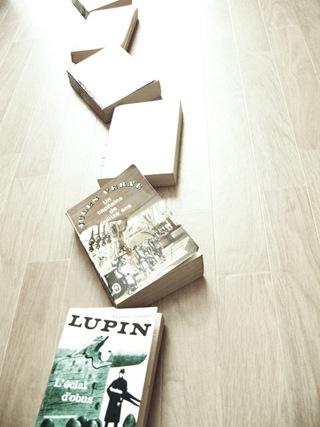 chaine de livres