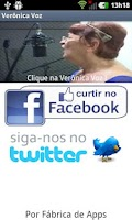 Screenshot of Verônica Voz