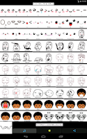 Screenshot of Emoticons for Chats