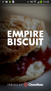 Empire Biscuit - screenshot