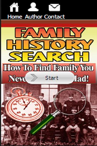 Family History Search