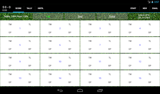 Soccer: Is Stat Your Game - screenshot