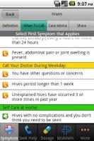 Screenshot of MobileNurse
