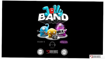 Screenshot of Jelly Band