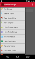 Screenshot of Indian Rails