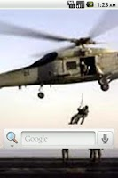 Screenshot of Navy Seals Live Wallpaper