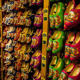 Clogs to wear  by Marcel Eringaard - Artistic Objects Clothing & Accessories ( clogs, netherlands )