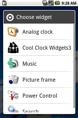 Cool Clock型鍾3