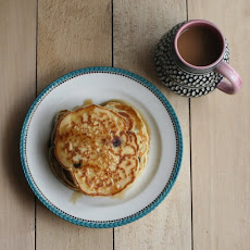 Honey Date Pancakes Recipe