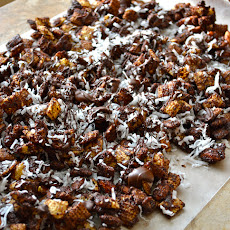 Coconut Mocha Snack Mix