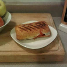 Quick and Yummy Meatball Panini's