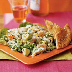 Coconut Crab and Shrimp Salad