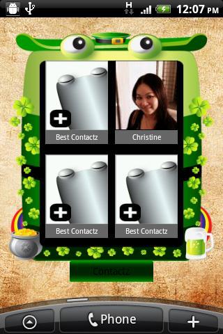 Best Contact Widget