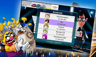 Screenshot of WHO IS MILLIONAIRE : ENGLISH