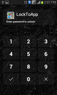 LockToApp- screenshot thumbnail