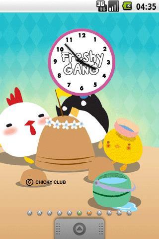 【免費漫畫App】Freshy Gang Full Theme-APP點子