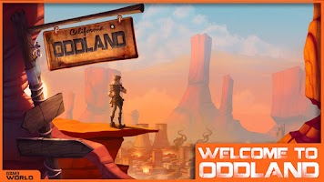 Screenshot of Oddland