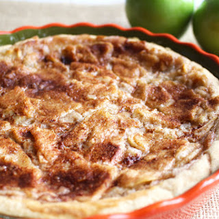 Simple Southern Apple Pie
