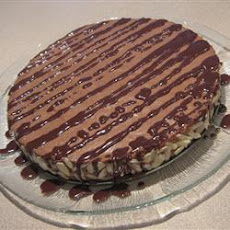 Gorgeous Chocolate Mousse Cake