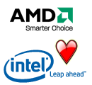 AMD-Intel-Love