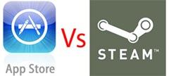AppStore-Vs-Steam