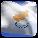 3D Cyprus Flag icon
