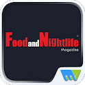 Food and Nightlife Magazine icon
