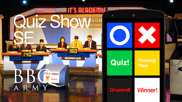 Screenshot of Quiz Show SE