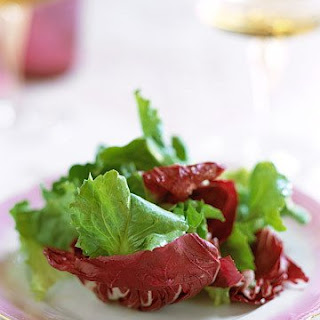 Radicchio Salad Lemon Vinaigrette Recipes