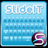 App SlideIT Twitter style Skin APK for Kindle