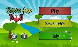 Screenshot of Save The Ball