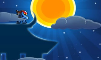 Screenshot of Ninja Go!