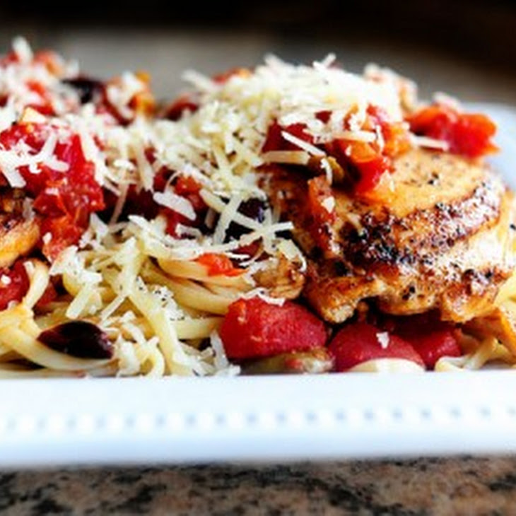 Pantry Pasta for Two Recipe | Yummly