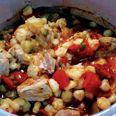 Crock Pot Posole