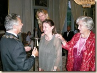ceremonie vicomtesse bartholomey