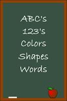 Screenshot of Preschool Basics
