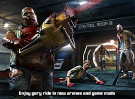 Screenshot of Dead Effect