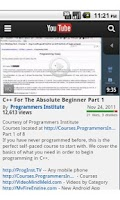 Screenshot of C++  Absolute Beginners