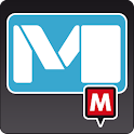 Bruxel Metro Augmented Reali icon