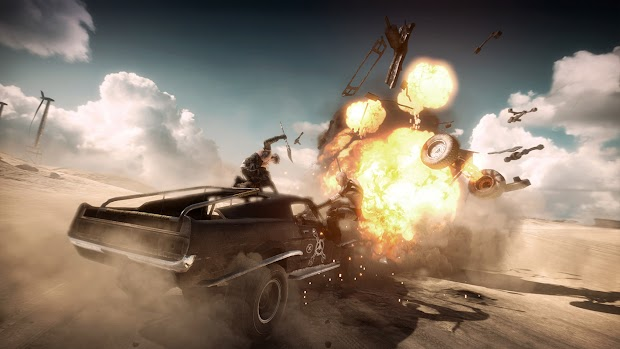 Mad Max delayed until 2015