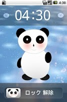 Screenshot of Dance Panda Lock Lite